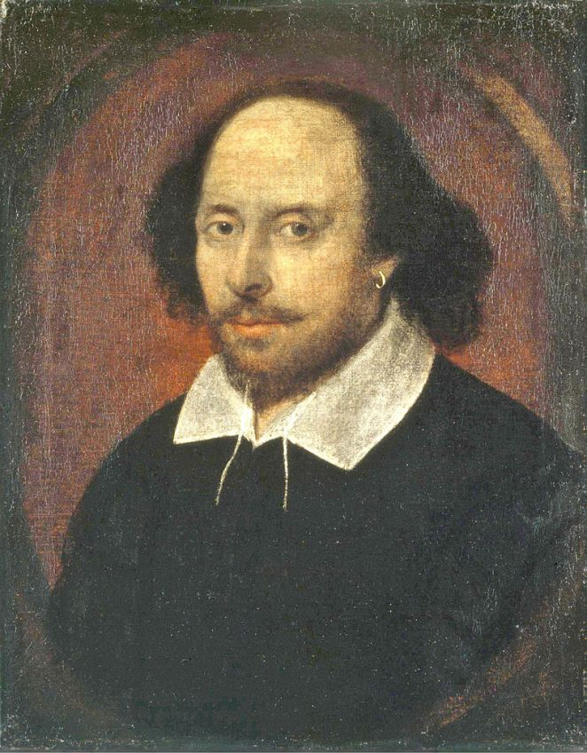 William Shakespeare, an inspiration for generations.